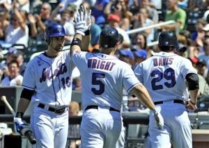 Astros Mets Baseball